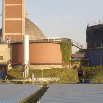 Klärwerk Eversburg in Osnabrück