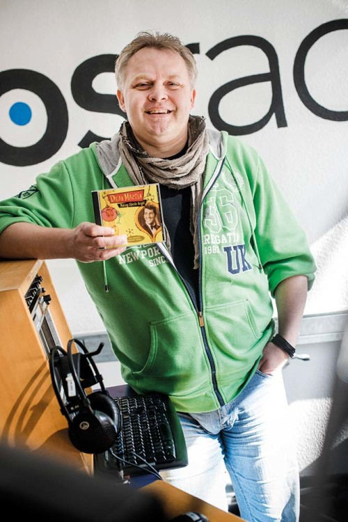 Heiko Füchsel, os radio