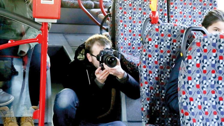 Making of: Fotograf Oliver Pracht