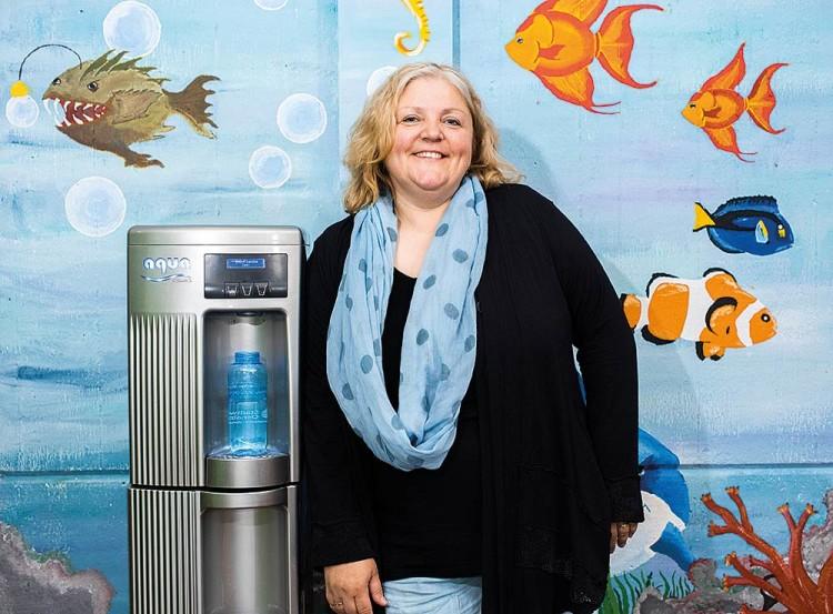 Trinkwasser Angelaschule