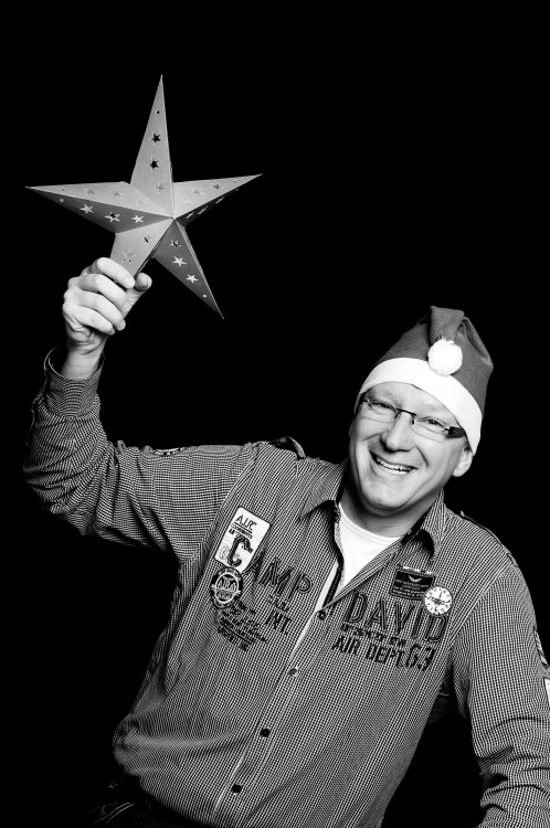 Weihnachten im Einsatz: Björn Meliß