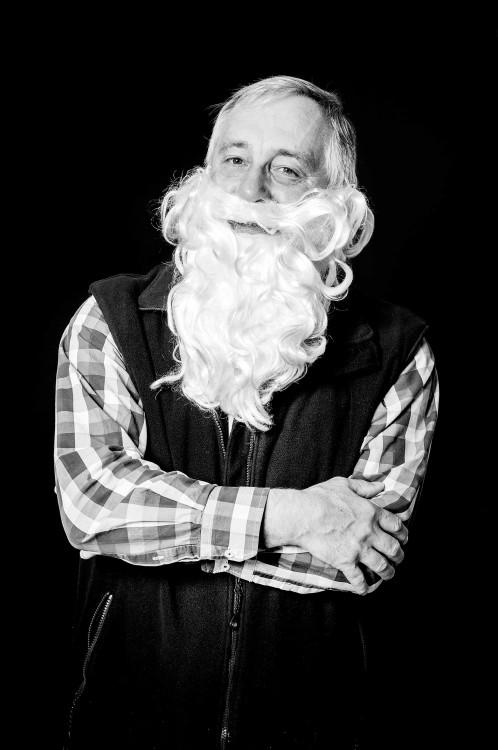 Weihnachten im Einsatz: Klaus Schramm