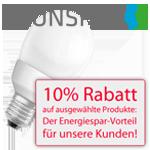 Unser Energiespar-Shop