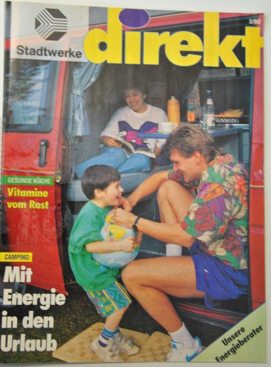 direkt Ausgabe 2/1992