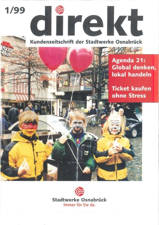 direkt Ausgabe 1/1999