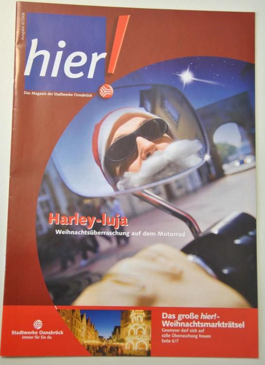 hier Ausgabe 6/2006