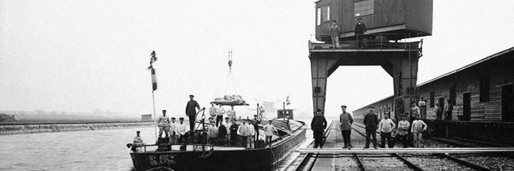 100 Jahre Hafen Osnabrück