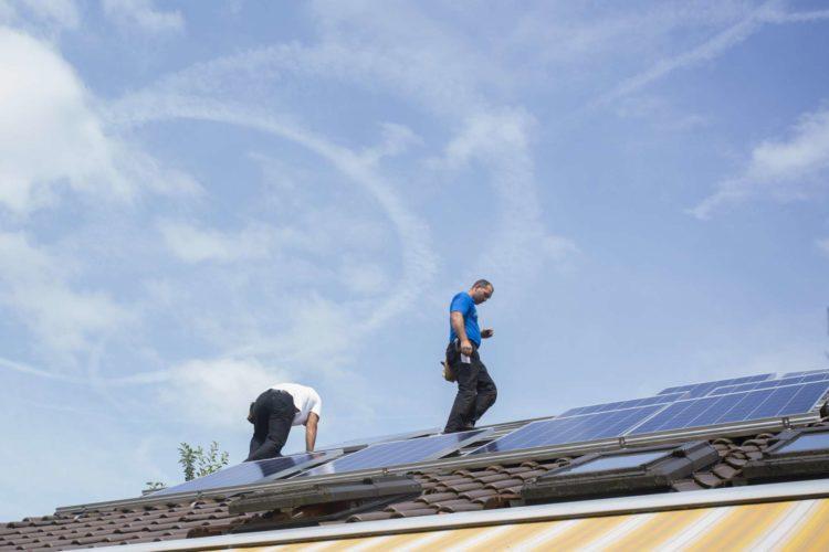 Erste SOLARkomplett-Anlage in Osnabrück