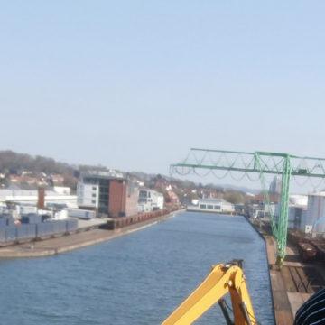 100 Jahre Hafen Portrait