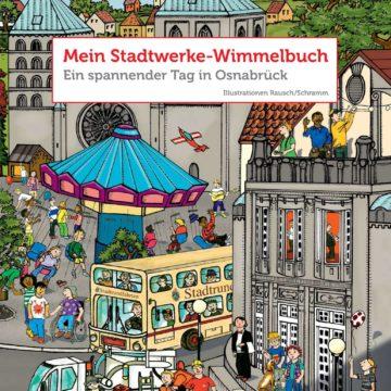 Titel Stadtwerke-Wimmelbuch