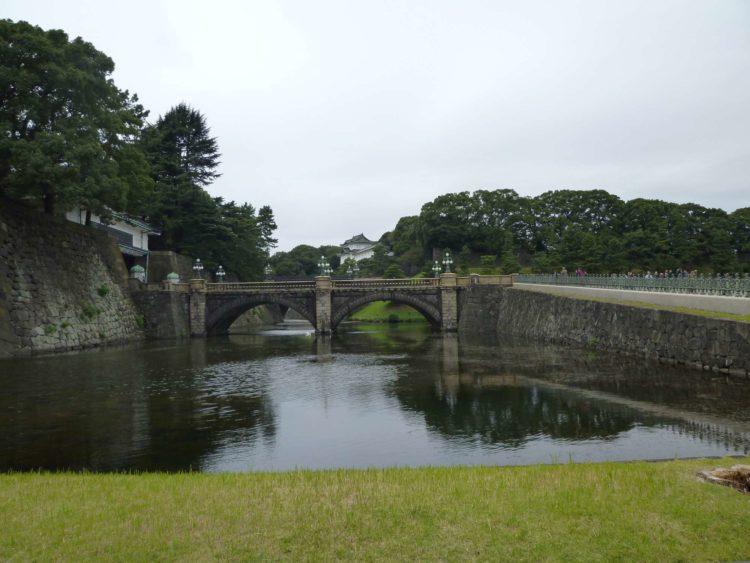Brücke in Japan