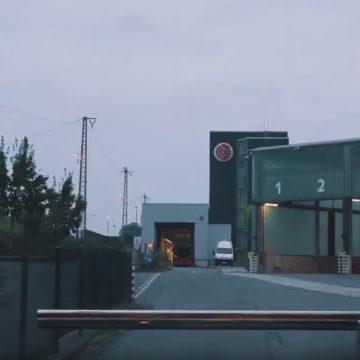 Tag eines Busfahrers in Osnabrück - Schichtende im Busdepot