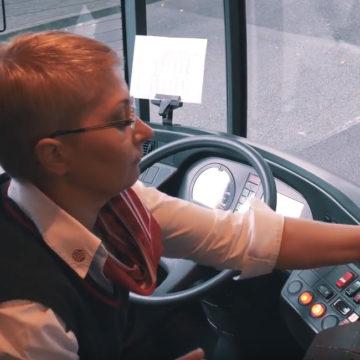 Tag eines Busfahrers in Osnabrück - Schichtwechsel am Neumarkt