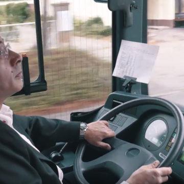 Tag eines Busfahrers in Osnabrück - Auf Linie durch Osnabrück