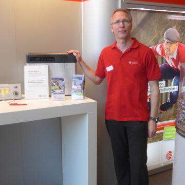 Energiemesse Sven Kiesow