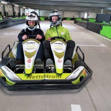 Twin-Kart Nettedrom