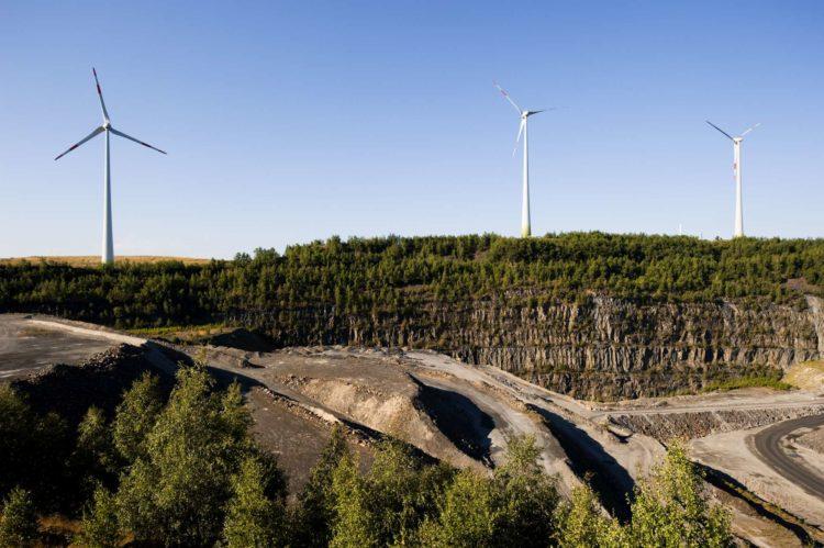 Windkraftanlagen Piesberg