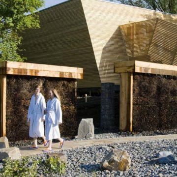 Meri Sauna Außenansicht