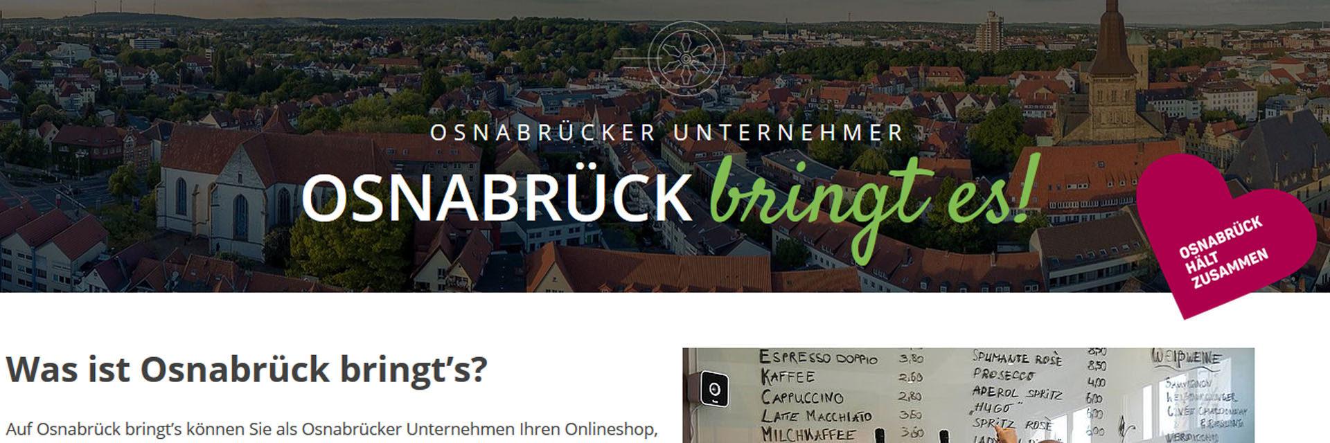 Osnabrück bringts