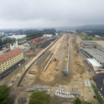 Containerterminal Osnabrücker Hafen